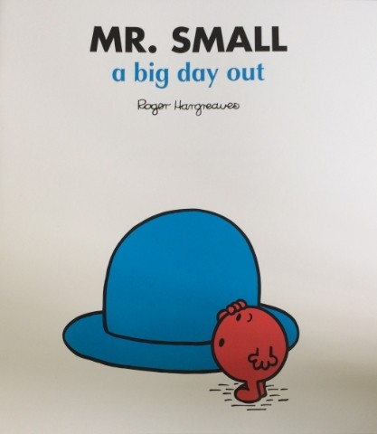Mr.smill, a big day out
