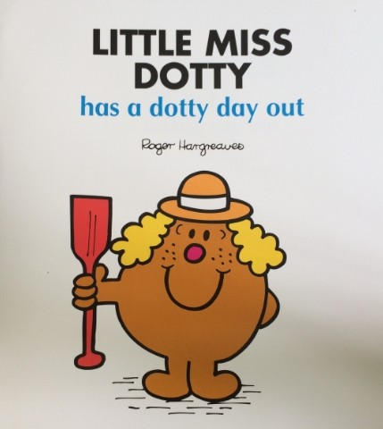 Little miss dotty-has adotty day out