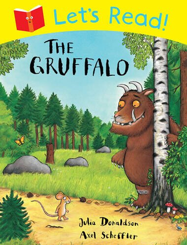 Let's Read! The Gruffalo  3.7