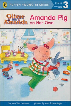 Puffin Young Readers:Amanda Pig on Her Own  L2.4