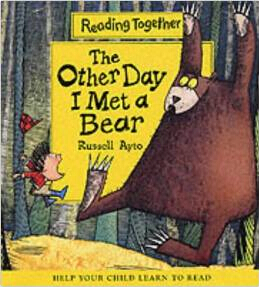 Reading Together:The Other Day I Met a Bear