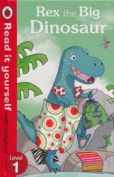 Read it yourself rex dinosaur