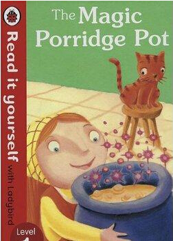 Read it yourself magic porridge