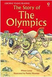 Usborne young reader:The Story of The Olympics  L6.1