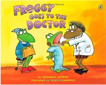 Froggy Goes to the Doctor 2.5