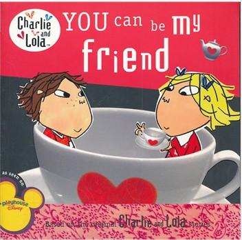 Charlie and Lola:ou Can Be My Friend  L2.2