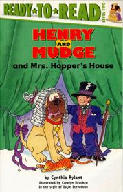 Henry and Mudge and Mrs. Hopper's House  2.8