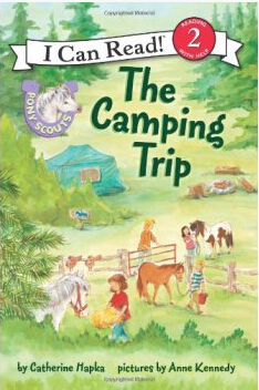 I  Can Read:The camping trip  L2.2