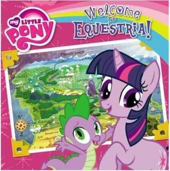 My little pony:Welcome to equestria   L4.3