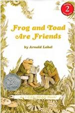 I  Can Read:Frog and Toad Are Friends