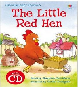 My reading library:The Little Red Hen  L2.9