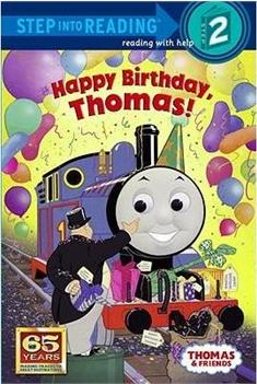 Happy Birthday Thomas  1.1