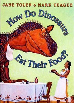 How do Dinosaurs Eat Their Food?L1.7