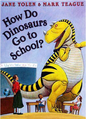 How do Dinosaurs Go to School?  L1.7