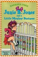 Junie B. Jones and a Little Monkey BusinessL2.9