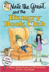 Nate the great:Nate the Great and the Hungry Book Club - L3,2