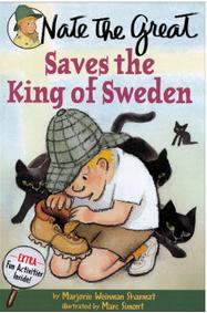 Nate the great:Nate the Great Saves the King of Sweden  L2.9