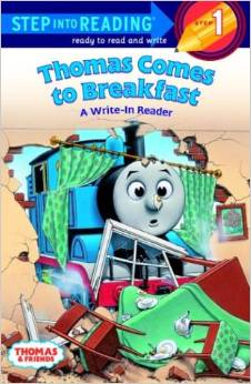 Thomas comes to breakfast 0.8
