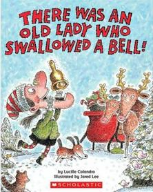 There was an Old Lady who Swallowed a Bell!  L2.6