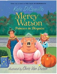 Mercy Watson Princess in Disguise  2.7