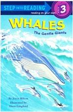Step into reading:Whales the Gentle Giants L2.8