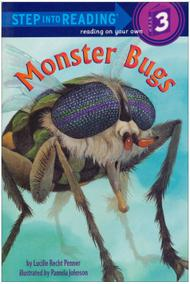 Step into reading:Monster Bugs  L3.2