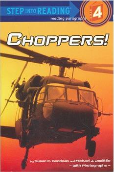 Step into reading:Choppers!  L3.5