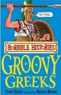 Horrible Histories:The Groovy Greeks