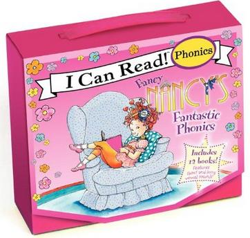 Fancy Nancy:Fancy Nancy s Fantastic Phonics(12本)