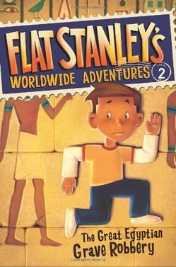 Flat Stanley:The great Egyptian grave robbery  L4.4