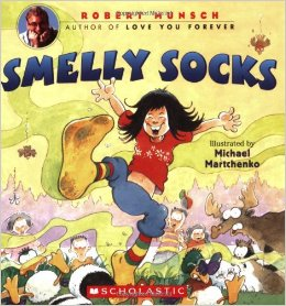 Smelly Socks L3.2