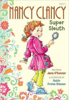 Fancy Nancy:Nancy Clancy, Super Sleuth  L3.3