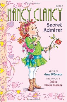 Fancy Nancy:Nancy Clancy, Secret Admirer  L3.2