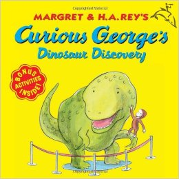 Curious George:Curious George's dinosaur discovery L2.7
