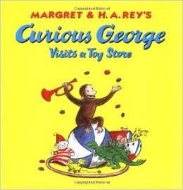 Curious George :Curious George Visits a Toy Store  L2.6