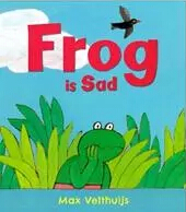 Froggy:Frog is sad
