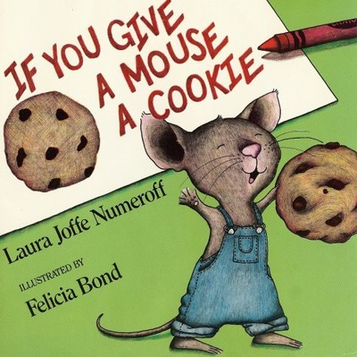 If you give a mouse a cookie  L2.7