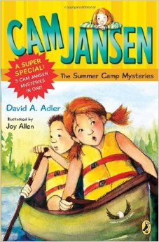 Cam Jansen:The Summer Camp Mysteries  L3.4