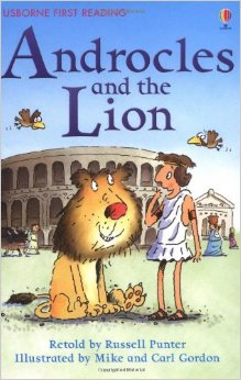 My reading library:Androcles and the Lion  L2.4