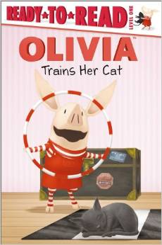 Oliva:Olivia Trains Her Cat  L1.5