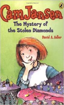 Cam Jansen:The Mystery of the Stolen Diamonds