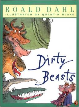 Roald Dahl系列:Dirty Beasts