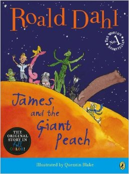 James and the Giant Peach  L4.8