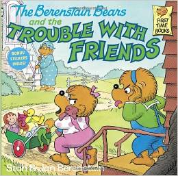 Berenstain Bears: Trouble with Friends  L3.5