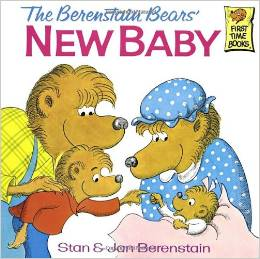 Berenstain Bears: New Baby  L3.4