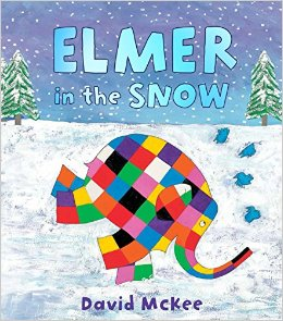 Elmer the elephant :Elmer in the Snow  L2.6