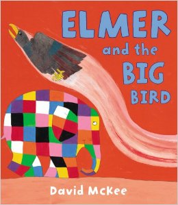 Elmer the elephant :Elmer and the Big Bird  L2.4