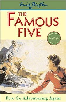 Famous Five:Five Go Adventuring Again