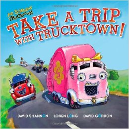 Truck town:Take a Trip with Trucktown!   L2.6