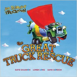 Truck town:The Great Truck Rescue L1.1